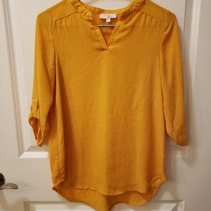 GB Girls 3/4 Sleeve Blouse